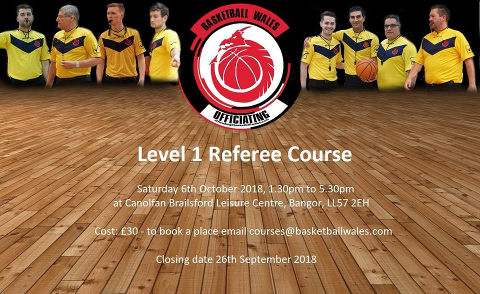 Level 1 Ref course