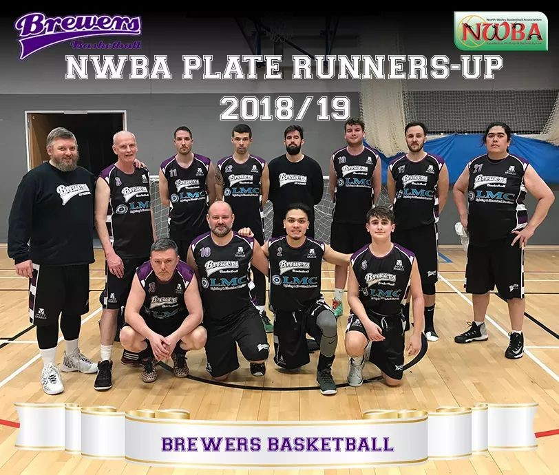 Brewers Plate runners up 2019