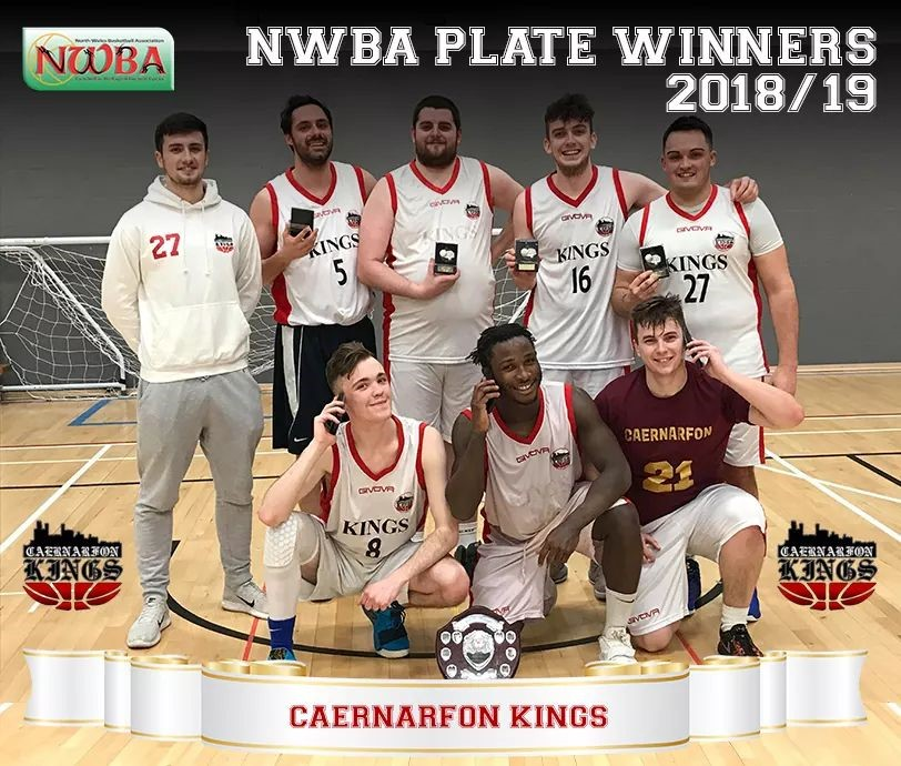 Plate winners Kings 2019